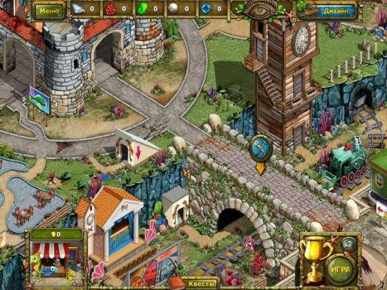 Сказки лагуны 2. Спасение парка Посейдон (2014) - полная версия