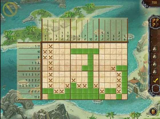 Пиратские загадки. Угадай картинку (2014) - полная версия