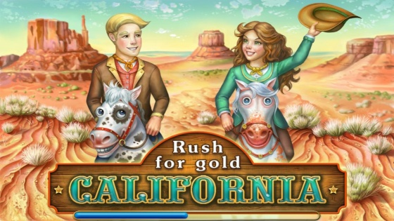Rush for Gold: California (2014) - полная версия
