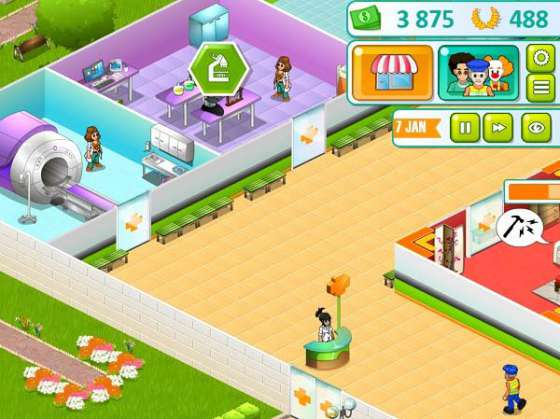 Hospital Manager (2014) - полная версия