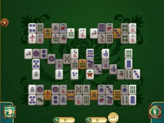 Маджонг. Мировой турнир 2 (2014) - полная версия