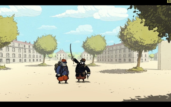 Valiant Hearts: The Great War (2014/Portable)