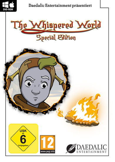 The Whispered World. Special Edition (2014/Rus) - полная версия на русском