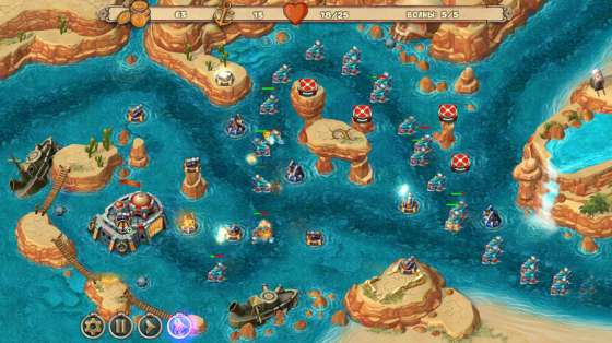 Железное море. Защитники границы (2014) - полная версия
