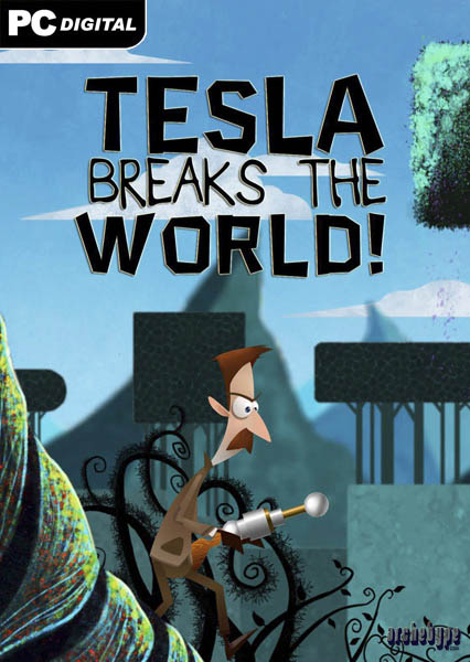 Tesla Breaks the World (2014/Repack) - полная версия