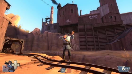 Командная крепость 2 - полная версия