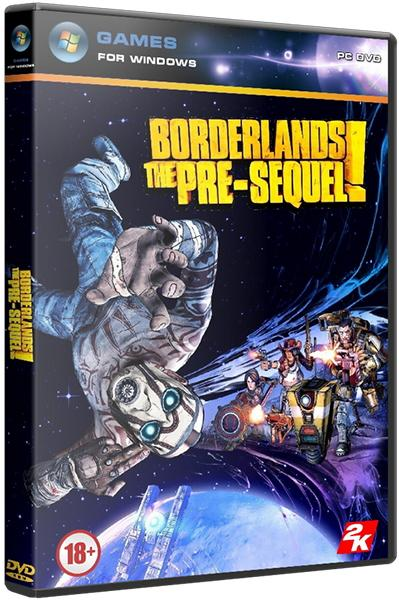 Borderlands: The Pre-Sequel (2014/Repack) - полная версия