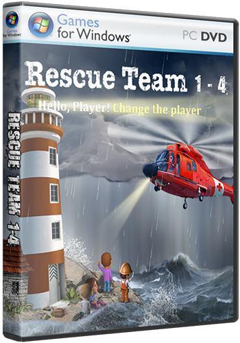 Rescue Team 4 (2014) - полная версия