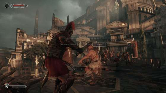 Ryse: Son of Rome (2014/Portable) - полная версия