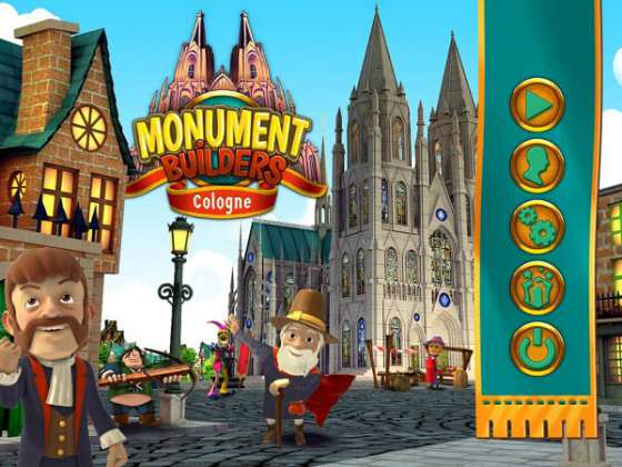 Monument Builders: Cologne (2014) - полная версия