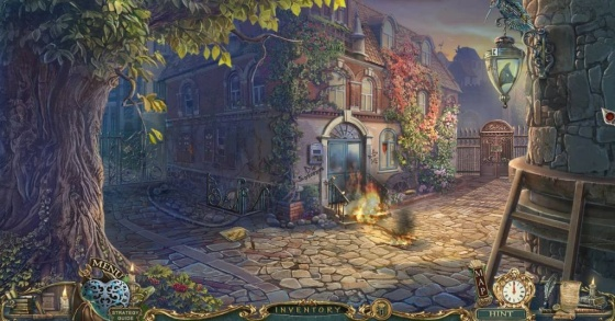 Haunted Legends 5: The Stone Guest Collector's Edition (2014) - полная версия