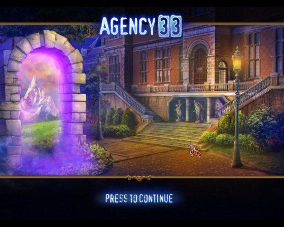 Agency 33 (2014) - полная версия