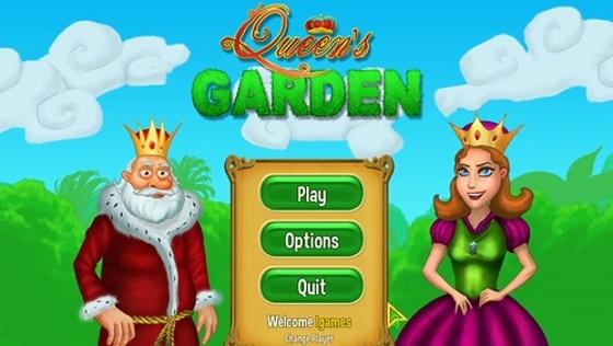 Queen's Garden (2014) - полная версия