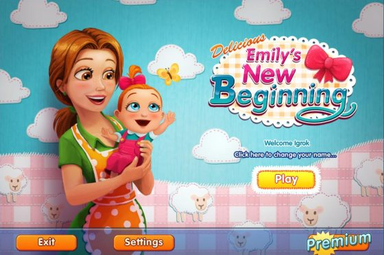 Delicious 10: Emilys New Beginning Platinum Edition (2014) - полная версия