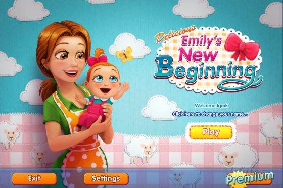 Delicious 10: Emilys New Beginning Platinum Edition (2014) - ������ ������