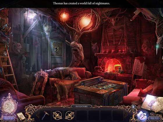 Grim Tales 7: The Color of Fright Collector's Edition - полная версия