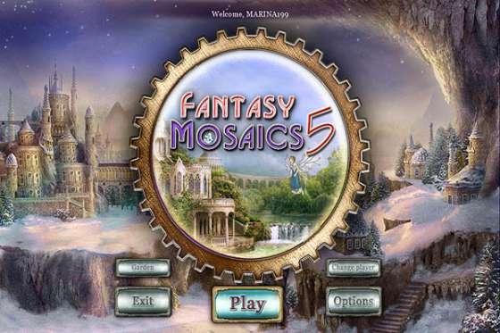 Fantasy Mosaics 5 (2014) - полная версия