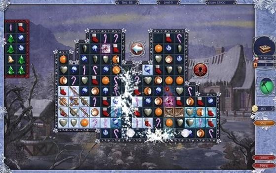 Jewel Match Snowscapes (2014) - полная версия