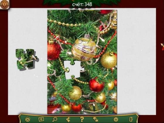 Праздничный пазл. Рождество 2 (2014) - полная версия