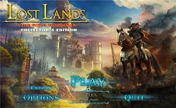 Lost Lands 2: The Four Horsemen Collector's Edition (2015) - полная версия