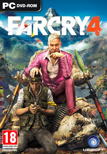 Far Cry 4: Gold Edition (2014/Portable) - полная версия