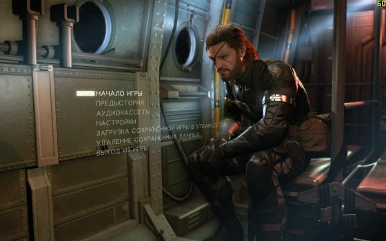 Metal Gear Solid V: Ground Zeroes (2014/Portable) - полная версия