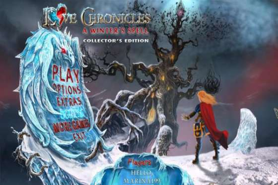 Love Chronicles 4. A Winter's Spell Collector's Edition (2014) - полная версия