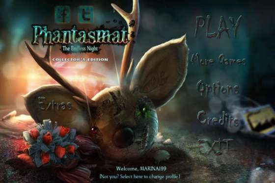 Phantasmat 3. The Endless Night Collector's Edition (2015) - полная версия