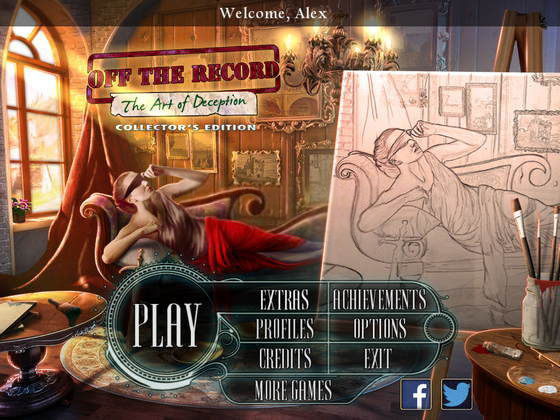 Off The Record 3: The Art of Deception Collector's Edition (2015) - полная версия