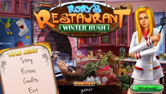 Rory's Restaurant Winter Rush (2015) - полная версия