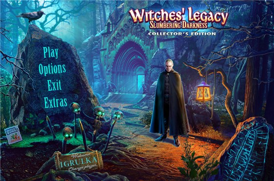 Witches' Legacy 5: Slumbering Darkness Collector's Edition (2015) - полная версия
