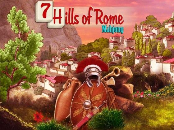 7 Hills of Rome: Mahjong (2015) - полная версия