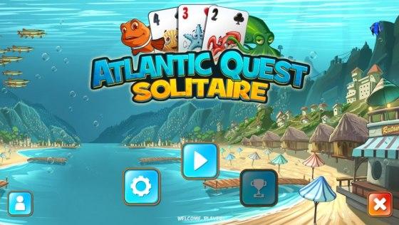 Atlantic Quest: Solitaire (2015) - полная версия