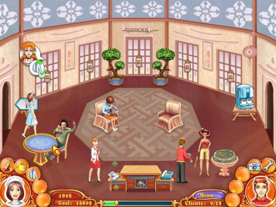 Отель Джейн 2: Семейные ценности - полная версия