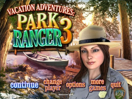 Vacation Adventures: Park Ranger 3 (2015) - полная версия