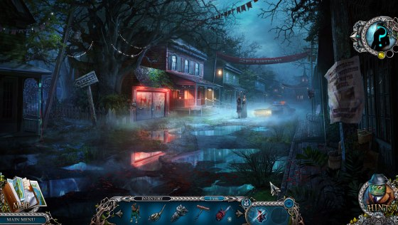 Mystery Trackers 8: Nightsville Horror Collector's Edition (2015) - полная версия