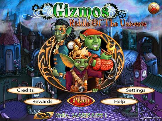 Gizmos. Riddle of the Universe - полная версия