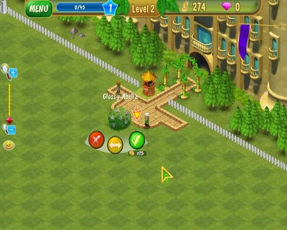 Queen's Garden 2 - полная версия