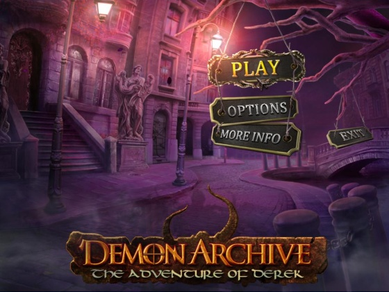 Demon Archive: The Adventure of Derek (2015) - полная версия