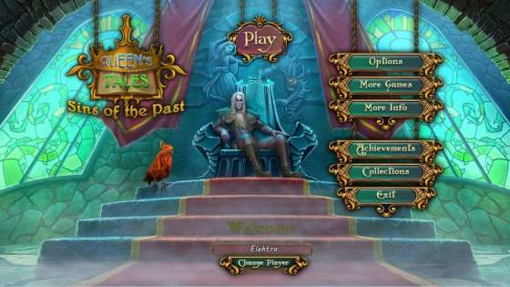 Queen's Tales 2: Sins of the Past Collector's Edition - полная версия