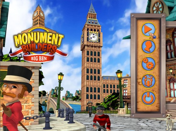Monument Builders: Big Ben (2015) - полная версия