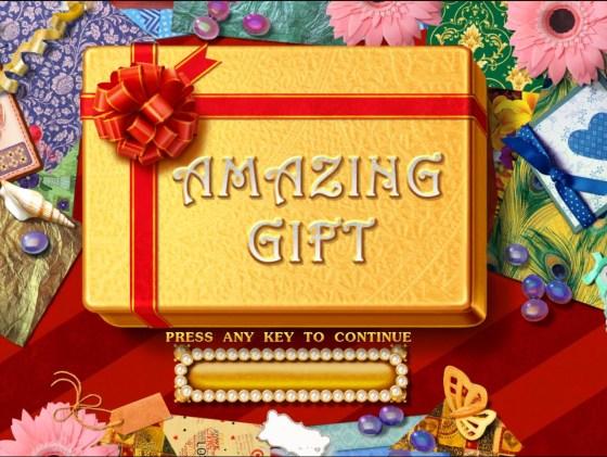 Amazing Gift (2015) - полная версия