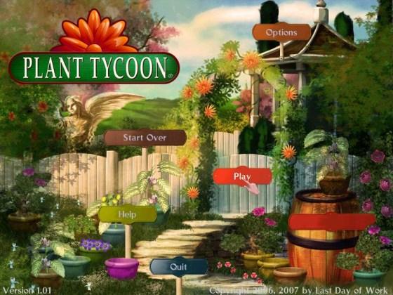 Plant Tycoon - полная версия