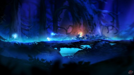 Ori and the Blind Forest [Update 2] (2015/Rus) - полная версия