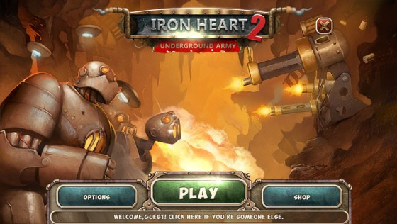 Iron Heart 2: Underground Army (2015) - полная версия