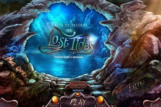 Rite of Passage 4. The Lost Tides Collector's Edition (2015) - полная версия