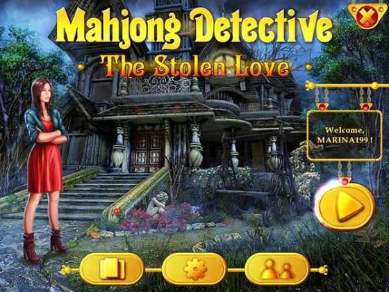 Mahjong Detective. The Stolen Love (2015) - полная версия