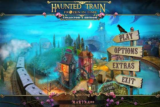 Haunted Train 2. Frozen In Time Collector's Edition (2015) - полная версия
