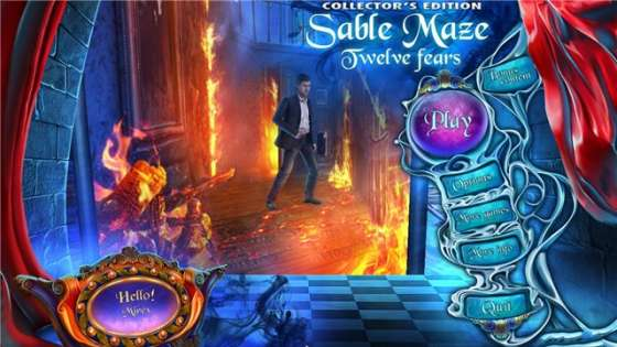 Sable Maze 4: Twelve Fears Collector's Edition (2015) - полная версия