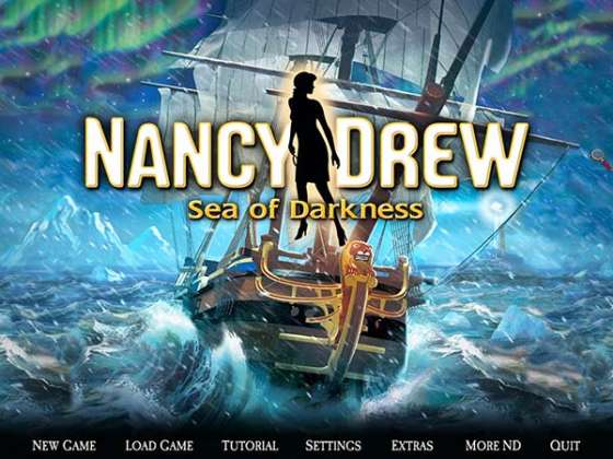 Nancy Drew. Sea of Darkness (2015) - полная версия